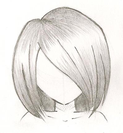 tegninger af hår