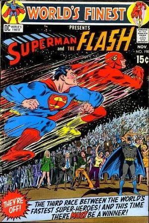 World's Finest Comics #198 image pic