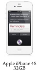 Spesifikasi Apple iPhone 4S 32GB