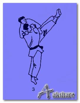 Teknik Dasar Bantingan Ushiro-Goshi - Beladiri Judo