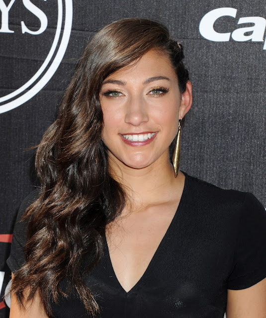 American Soccer @ Christen Press - The 2015 ESPYS LA