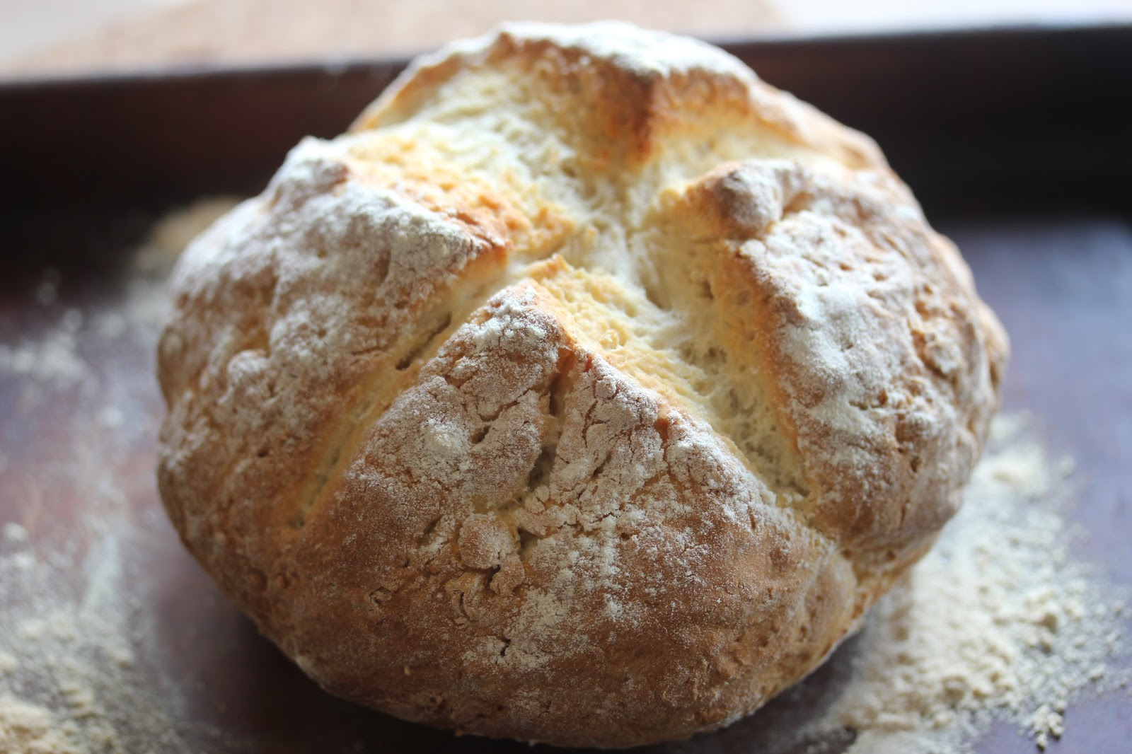 soda bread | Wild Acre