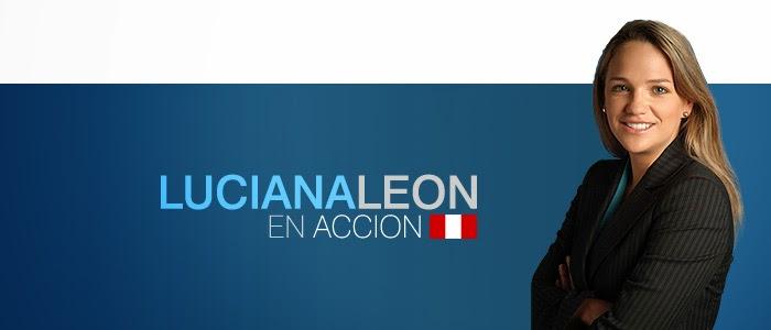 Luciana en Accion