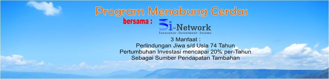 PROGRAM MENABUNG CERDAS