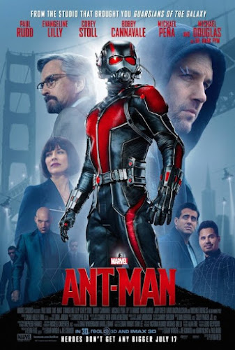 Ant-Man (BRRip 720p Dual Latino / Ingles) (2015)