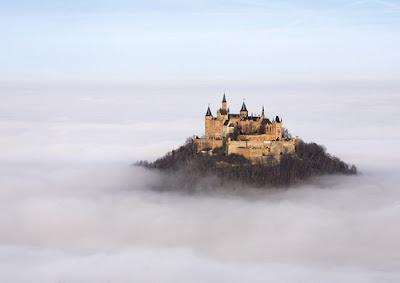 Ciudades conquistadas por la niebla - Castillo de Hohensollem