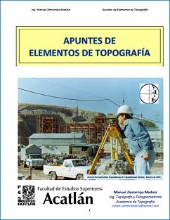 APUNTES DE ELEMENTOS DE TOPOGRAFÍA