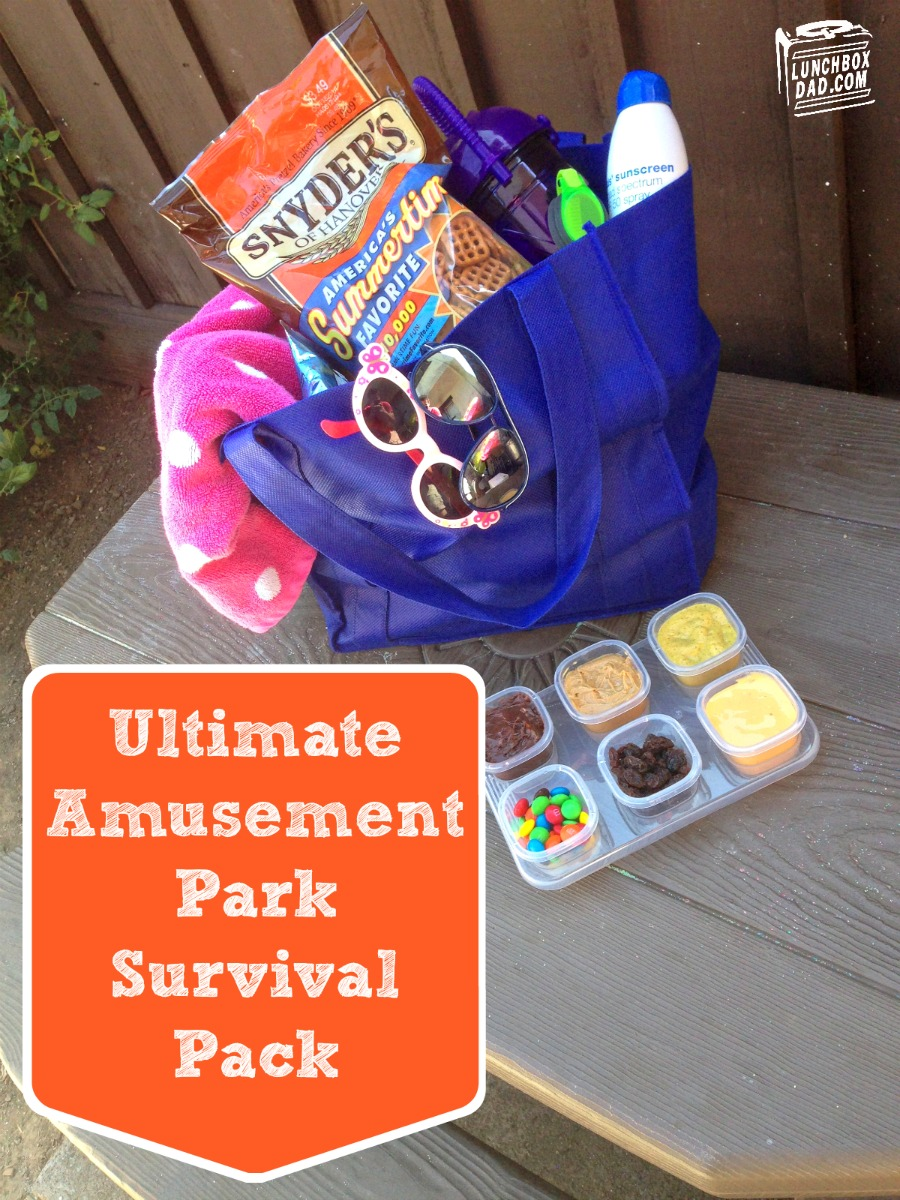 The Ultimate Amusement Park Pretzel Survival Pack