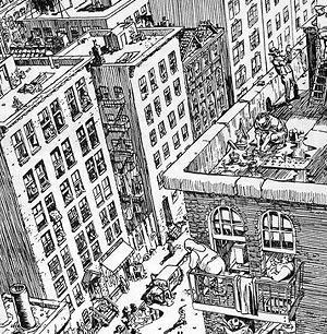 Nueva York Will Eisner