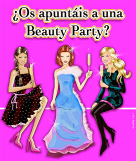 ¡APÚNTATE A LA BEAUTY PARTY!