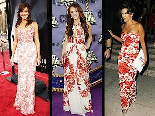 imagens de Modelos de Vestidos