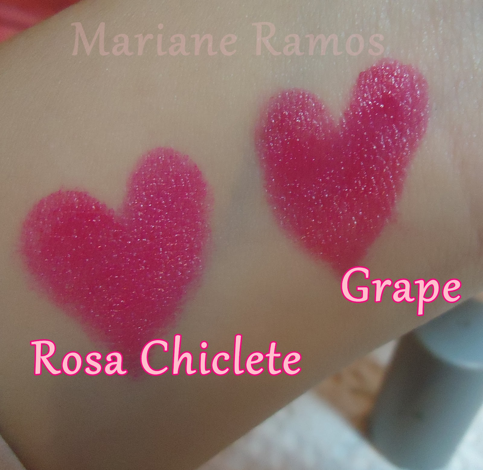 batom rosa chiclete color trend