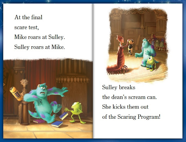 Monsters University book