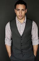 Imagen de Víctor Rasuk que interpretará a José Rodríguez en 'Cincuenta Sombras de Grey'
