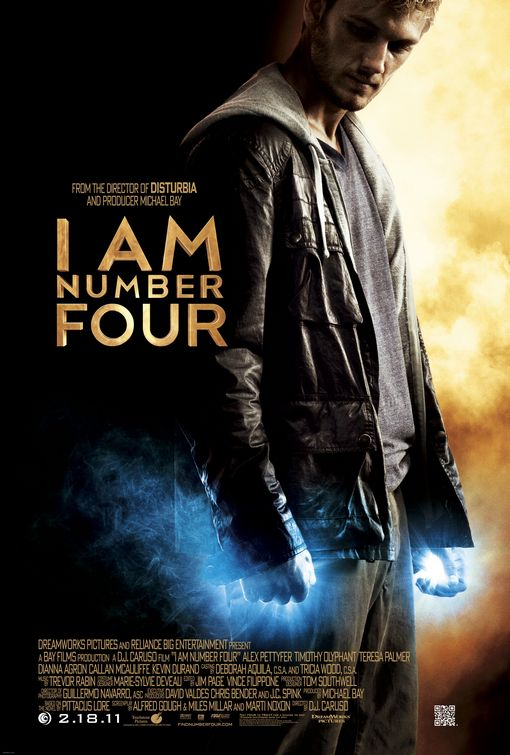 Jestem numerem cztery / I Am Number Four (2011) TS.XViD-IMAGiNE [Sub PL]