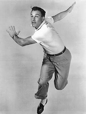 Gene Kelly Flying