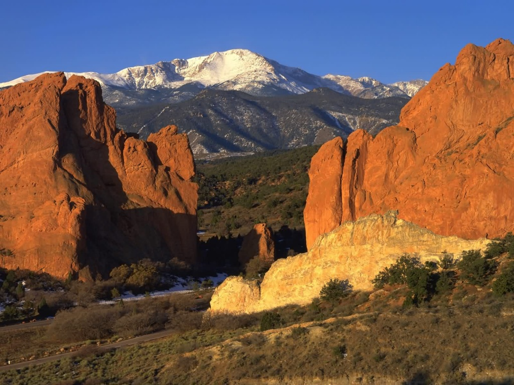Meg henning hometown series me - Garden of the gods colorado springs co ...