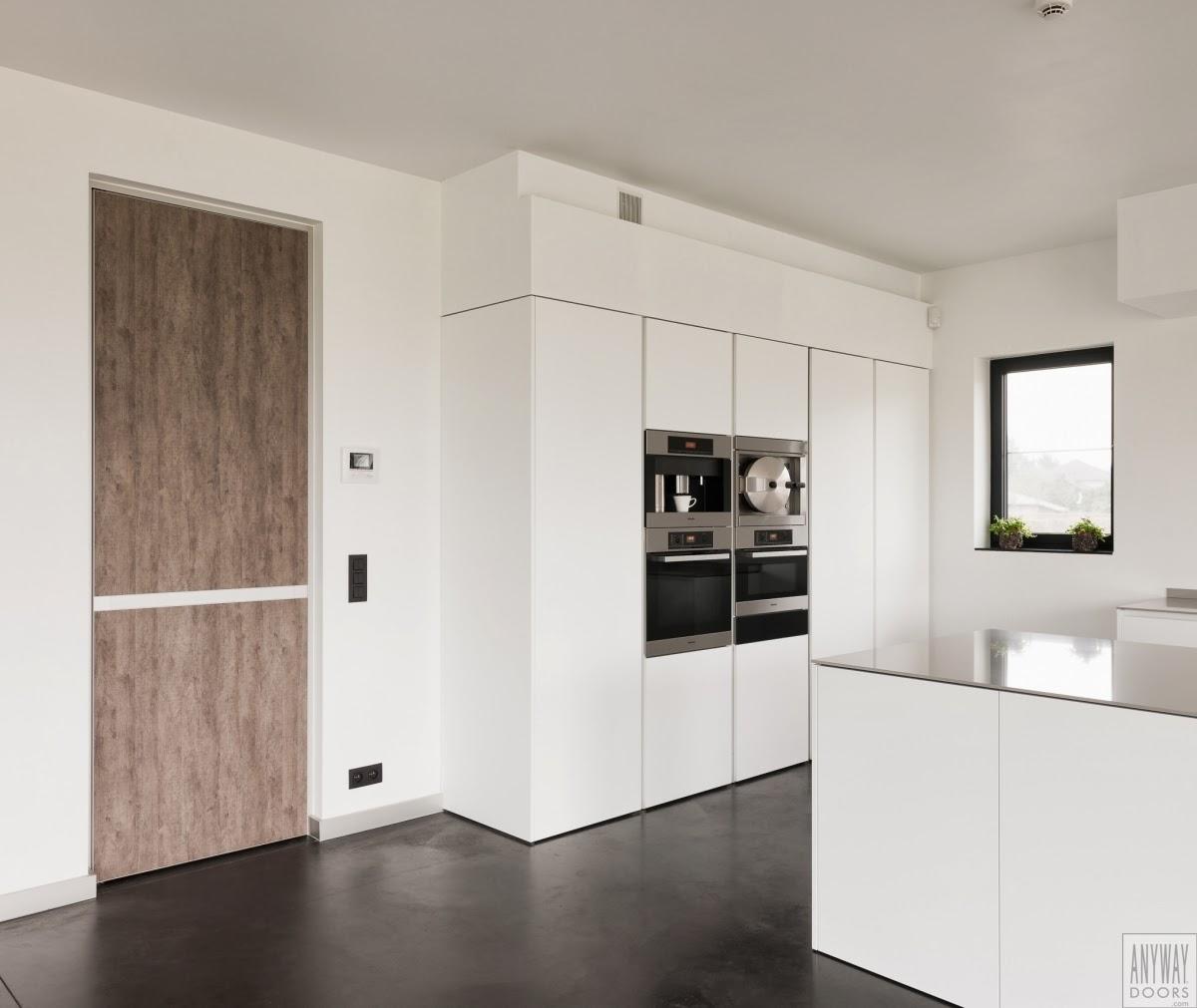 Portes int rieures sur mesure de anyway doors anywaydoors binnendeuren dressings - Porte d interieur sur mesure ...
