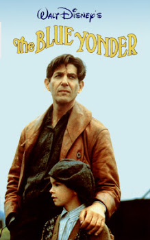 Disney - The Blue Yonder (1985) Peter Coyote $6.50 FREE ship
