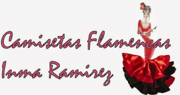 Camisetas Flamencas Inma Ramirez