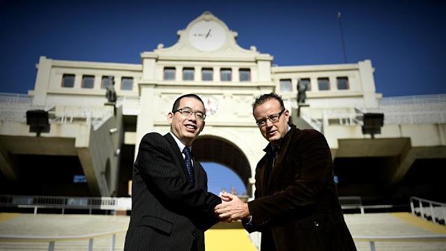Huawei se suma al parque del deporte OPEN CAMP Europe