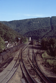 Coal railroad