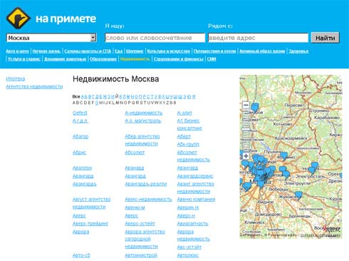 О недвижимости в России и Москве