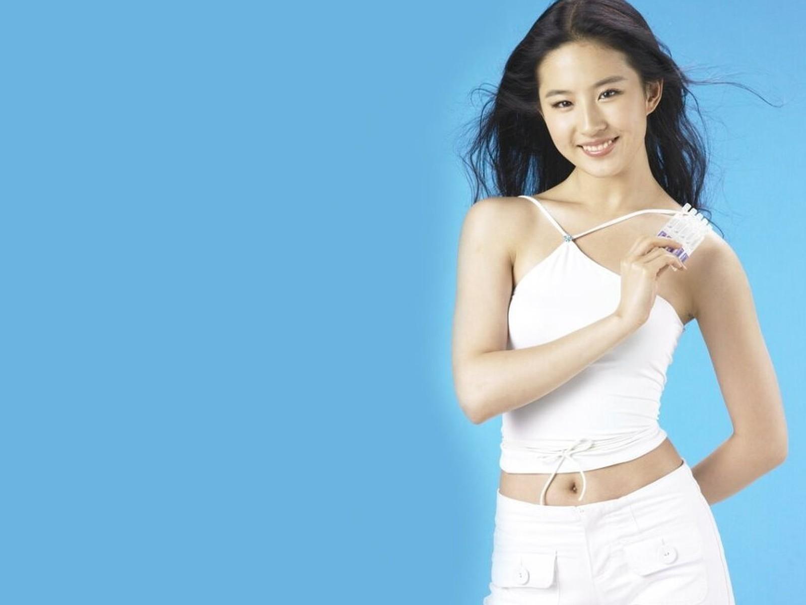 Sorry, can Liu yi fei nipples what here