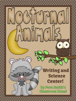 Fern Smith's Nocturnal Animals Writing and Science Center