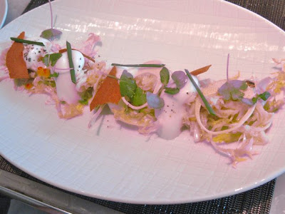 Hawksworth Dungeness Crab Salad