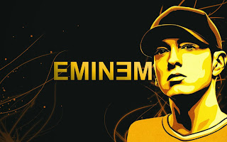 Eminem Stronger Than I Was Wallpaper