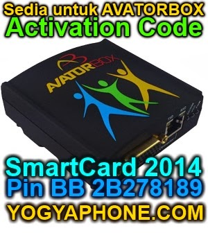 Avator Box Smart Card 2014
