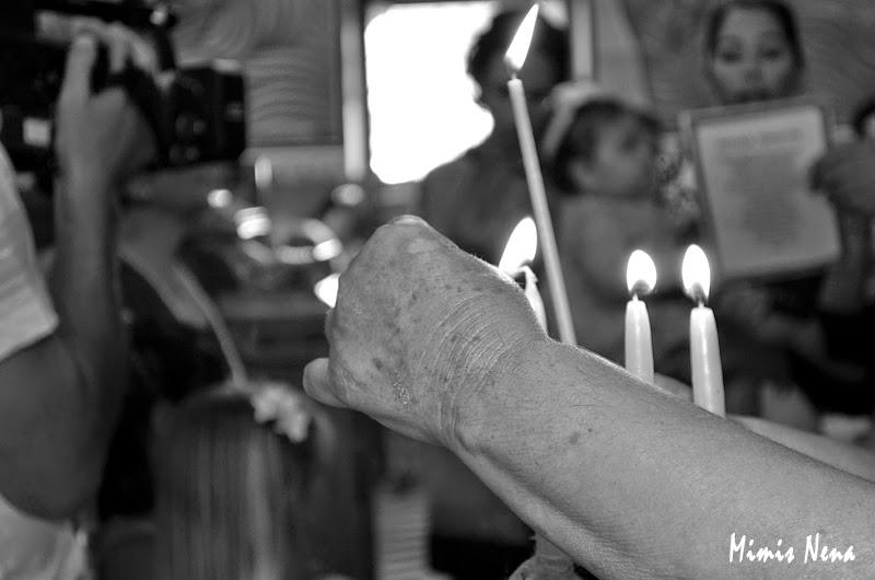 Βάπτιση Αναστασίας - Κουφονήσια