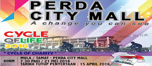 Perda City Mall : Cycle Of Life 2016 - 2 October 2016
