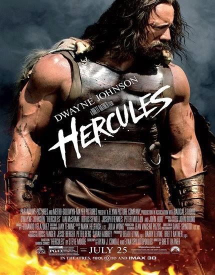 Hercules: Herkül: Özgürlük Savaşçısı (2014) afis