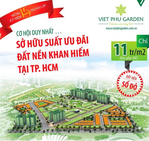 viet phu garden