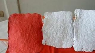 según las fibras que se usen el papel será más o menos resistente. Algunas plantas proporcionan fibras muy fuertes