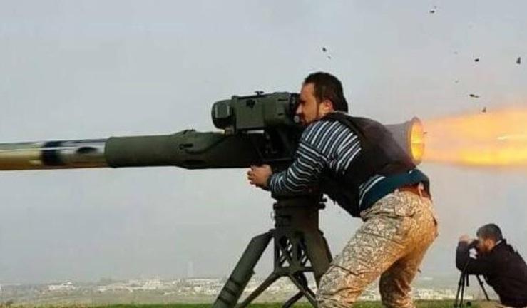 Mujahidin Terus Raih Kemenangan di Hama