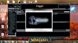 Hoy fue liberada la versión 5.61 de Winamp, la cual incluye muchos cambios