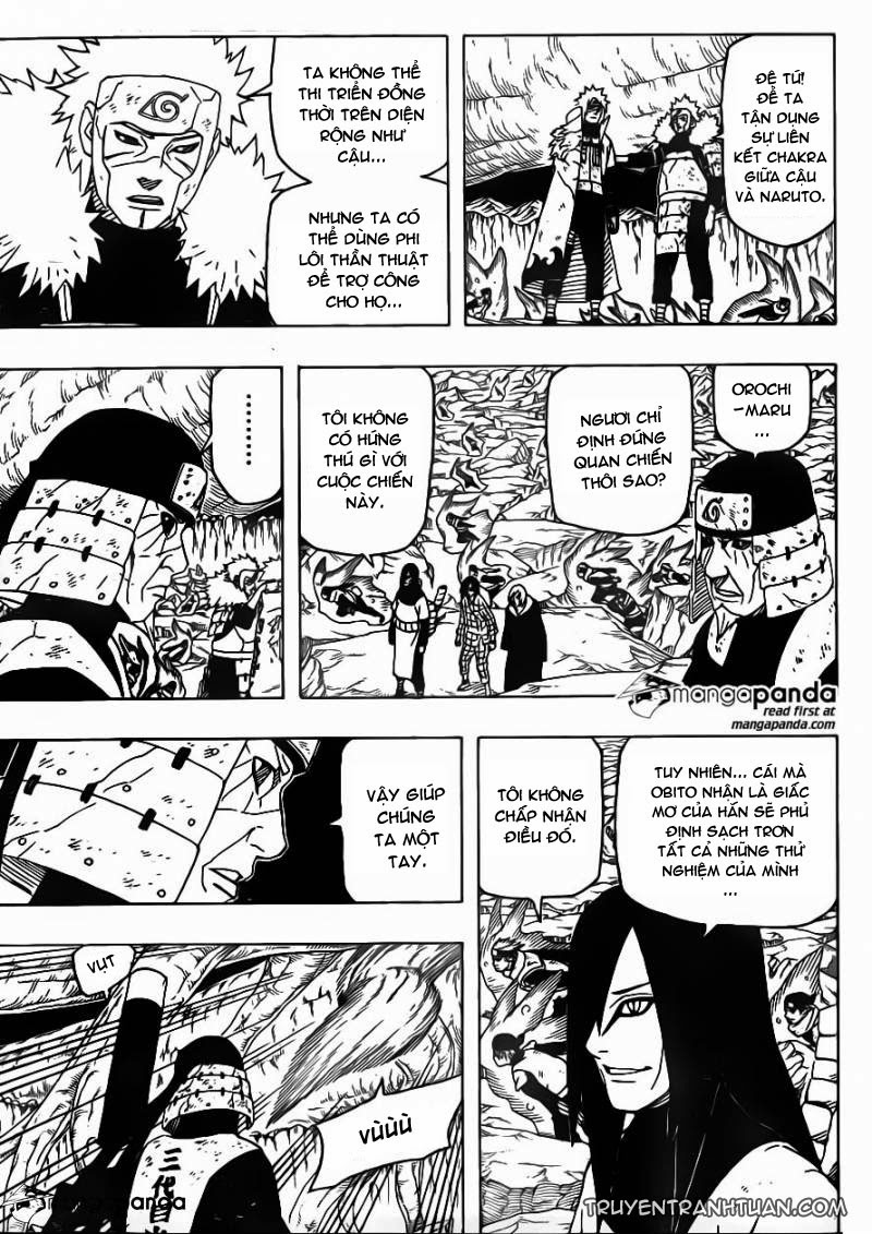 Naruto - Chapter 650 - Pic 5