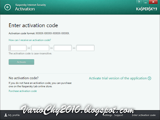 Kaspersky Internet Security 2014 - Free 91 Days