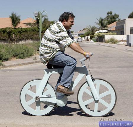 basikal kadbod
