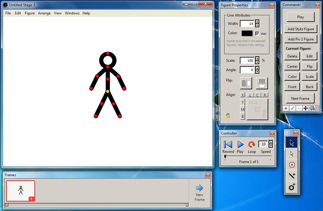 Cara Membuat Animasi Stickman GIF dengan Mudah 1
