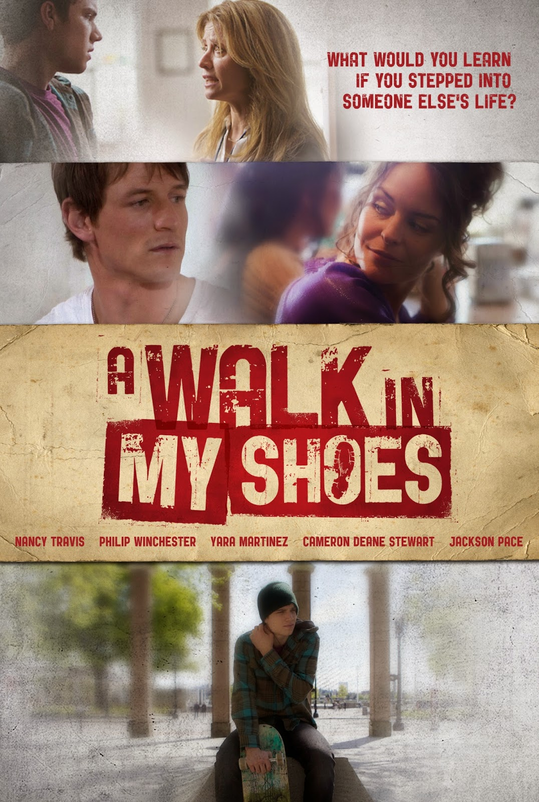 A Walk In My Shoes Film