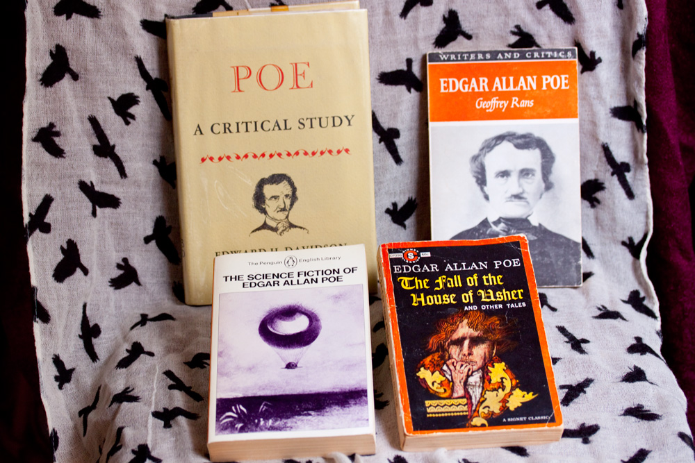 the writing career and success of edgar allan poe The works of edgar allan poe the ballad was written in strict accord with the theory, and its success justified its author's conclusions.
