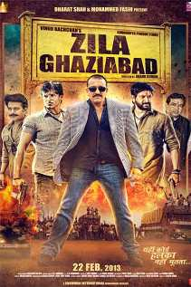Watch  movie Zila Ghaziabad (2013) online