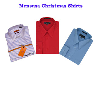 Mensusa Christmas Shirts