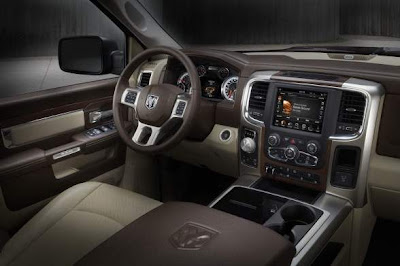 2013 Dodge Ram 1500 Dashboard