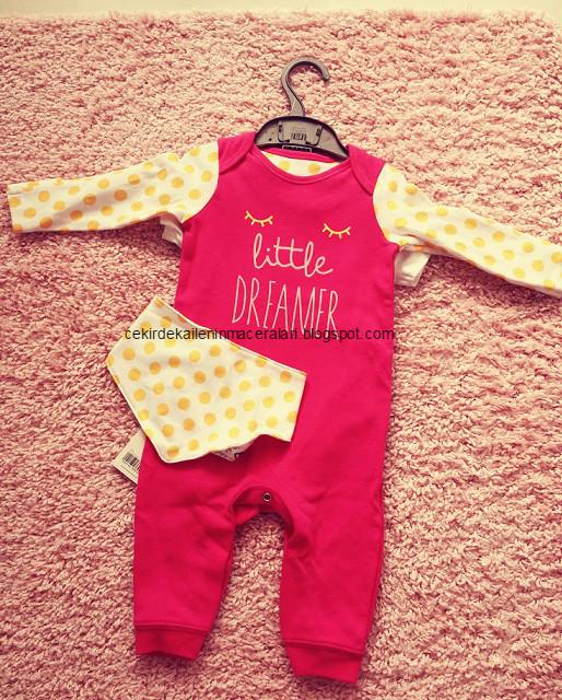 mothercare bebek takımı