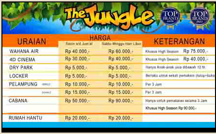The Jungle, The most adventurous waterpark!!!